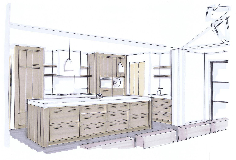 Het interieur ontwerp moet wel bij een levensstijl passen