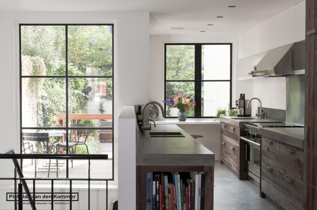 Luxe Keukens Amsterdam : Keuken amsterdam fris de perfecte keuken van ambachtelijke meubelmaker