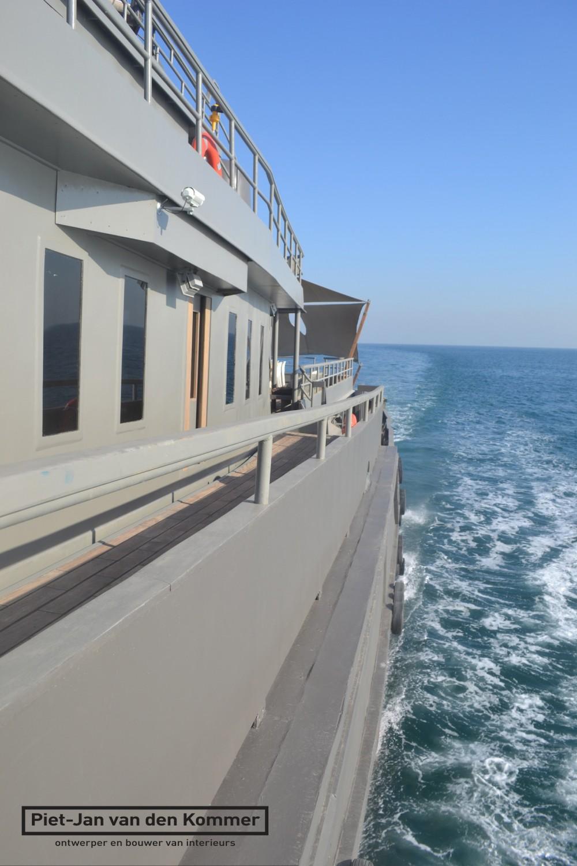Mega Yacht Mojo Panama Piet Jan Van Den Kommer