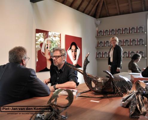 Kunst bij Piet-Jan van den Kommer-4
