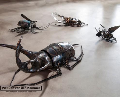 Kunst bij Piet-Jan van den Kommer7
