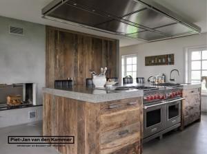 Luxe woonboerderij - Piet-Jan van den Kommer - keuken 1