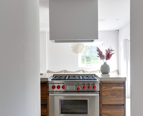 Interieur voor luxe woning door Piet-Jan van den Kommer