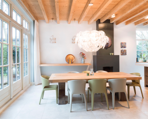 Piet-Jan van den Kommer interieurdesign