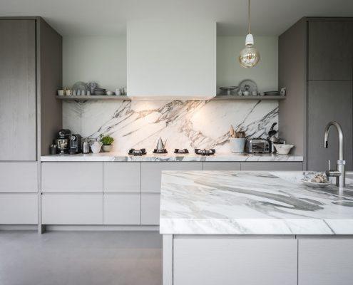 Piet-Jan van den Kommer | Ontwerp & Design | Luxe keuken