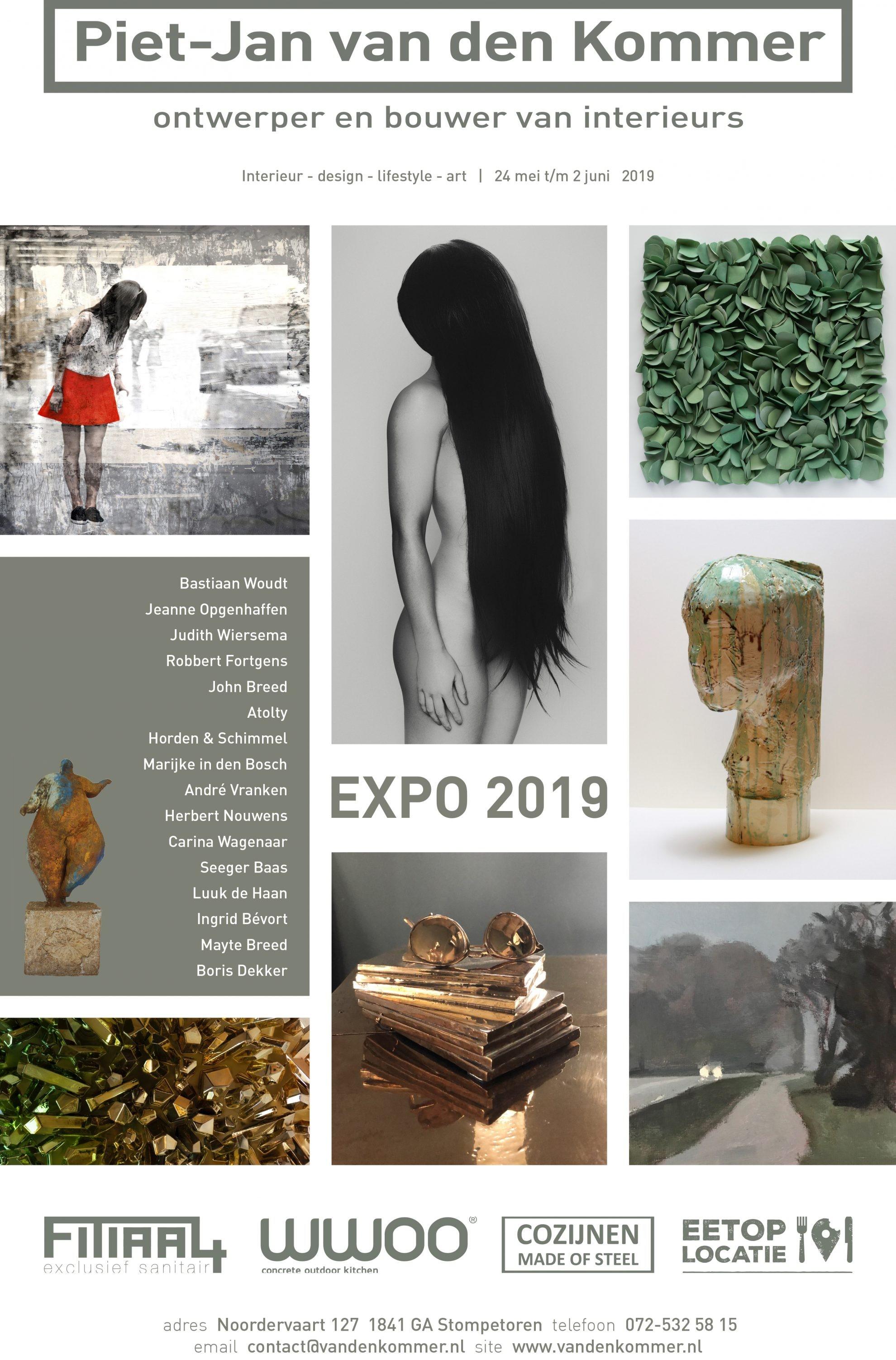 EXPO 2019 | Piet-Jan van den Kommer