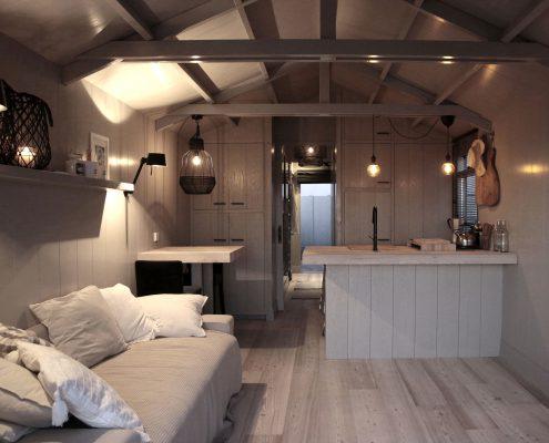 Tiny beach house | Piet-Jan van den Kommer