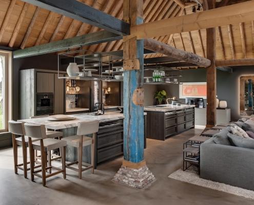 Exclusive tailor-made kitchen | Piet-Jan van den Kommer